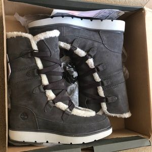 Timberland boots women's 9
